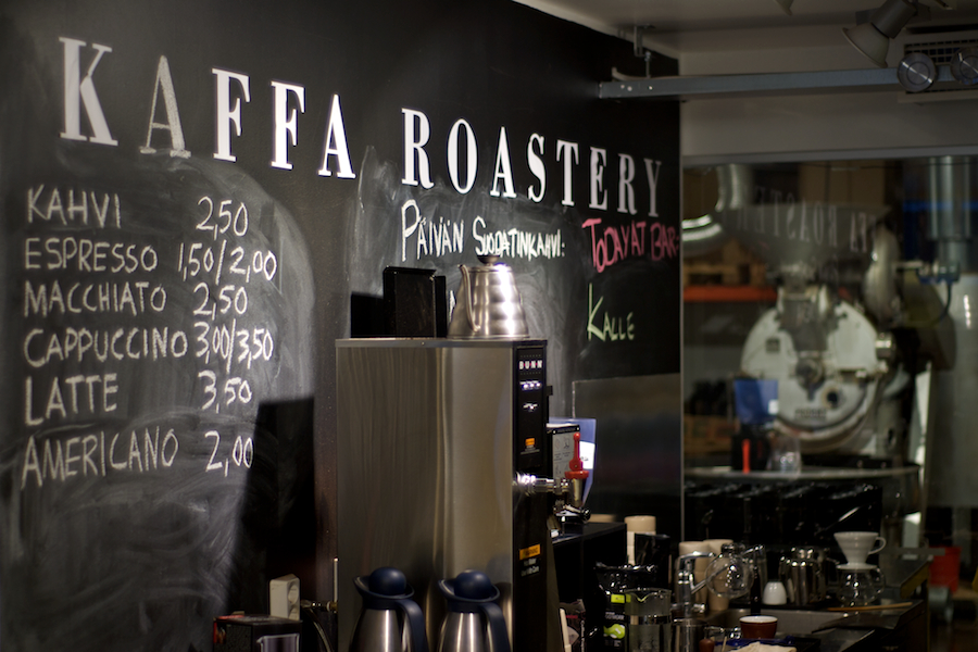 Coffee culture in Finland