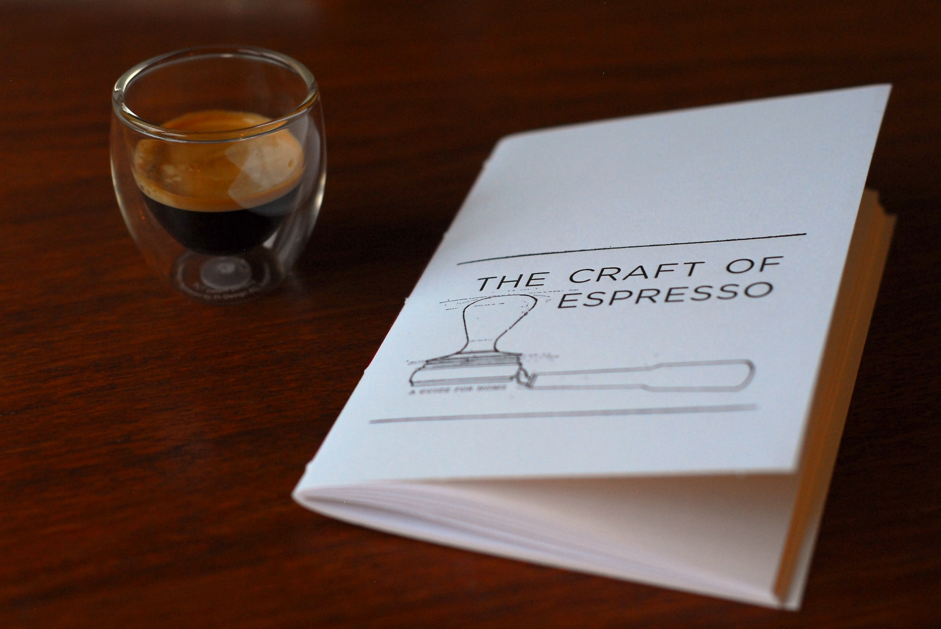 Clive Coffee's The Craft of Espresso – Dear Coffee, I Love You.