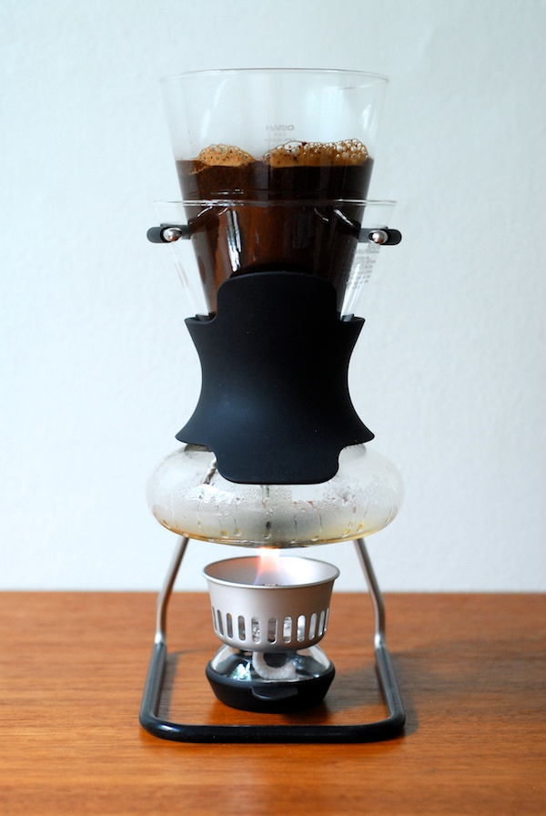 Hario Sommelier Gives New Shape to the Syphon – Dear Coffee, I Love You.