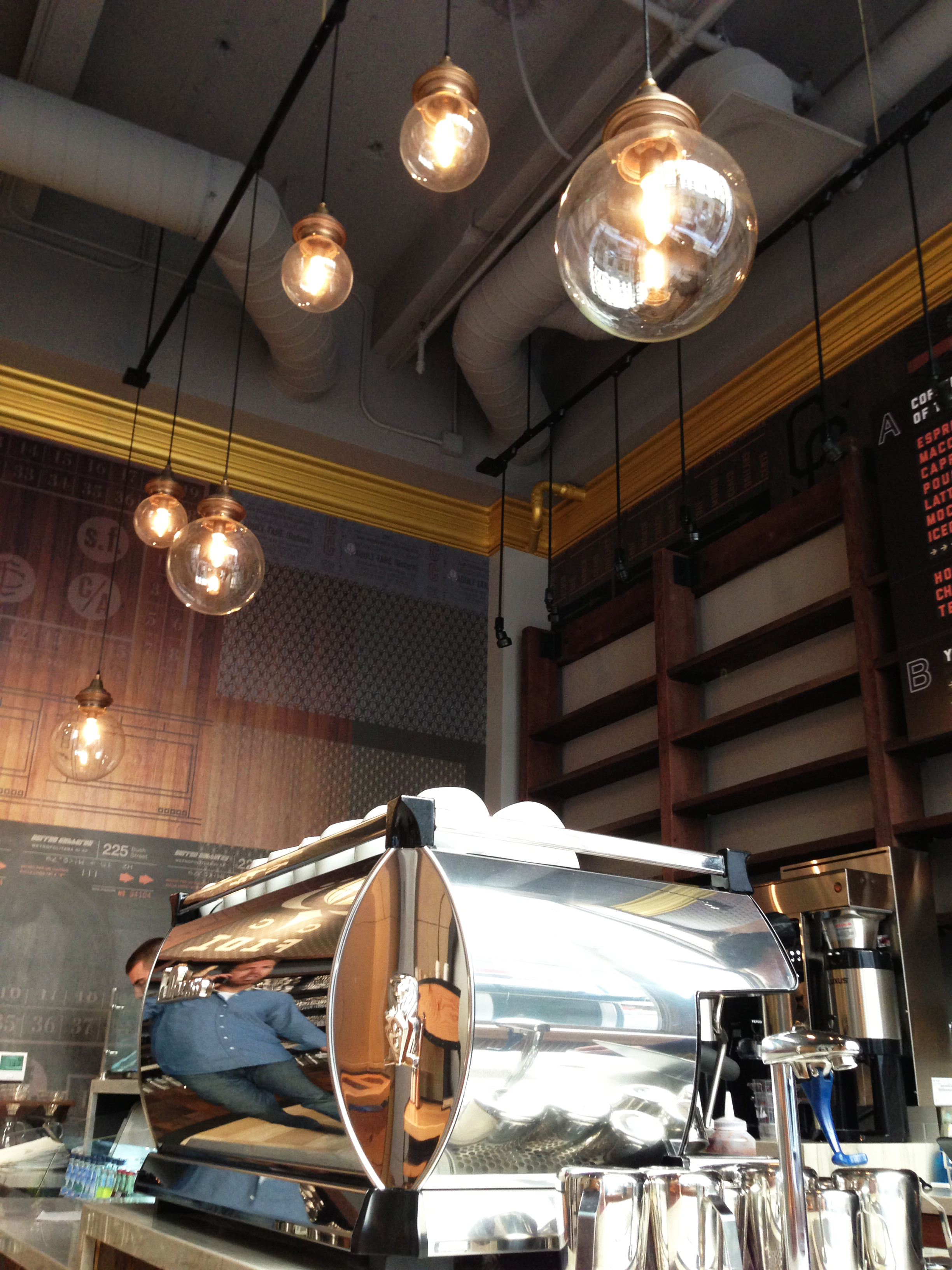 Coffee Cultures Brings Counter Culture to SF's FiDi – Dear Coffee, I Love You.