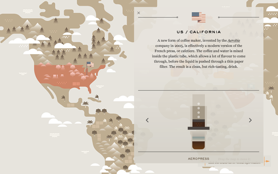 An Illustrated World of Coffee – Dear Coffee, I Love You.
